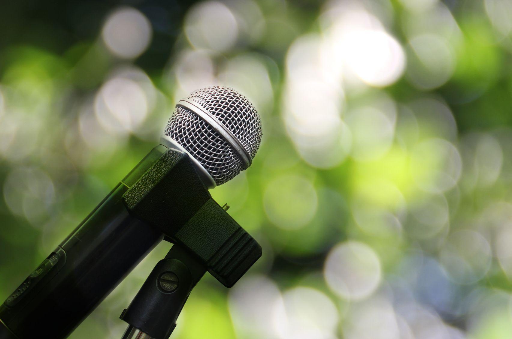 speechen tijdens een uitvaart