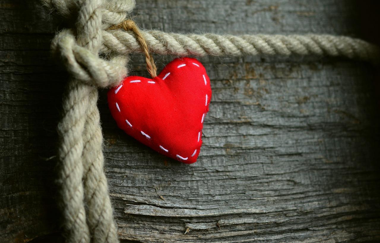 De liefde maakt ons