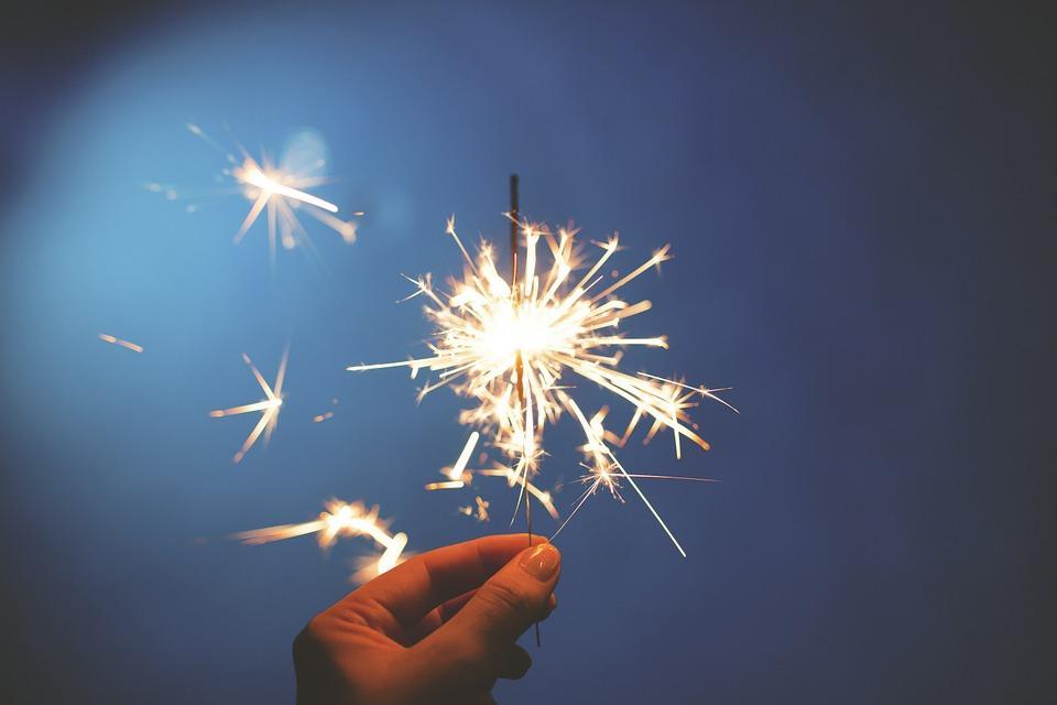 nieuwe jaar ingaan na een verlies
