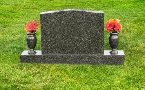 Wat zet je op een grafsteen