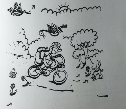 Een rondje fietsen met Opiet